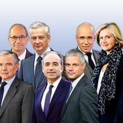 Les gagnants et les perdants de la primaire de la droite