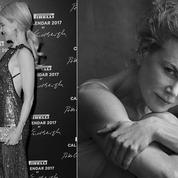 Kidman,Thurman, Rampling... le nu-habillé des actrices magnifie le Pirelli 2017