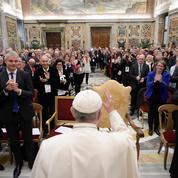 Le message du pape François aux politiques français