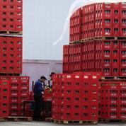 Une usine Coca-Cola s'implante à Gaza