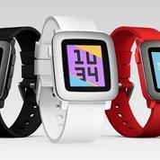 Fitbit s'offre les montres connectées Pebble pour 40 millions de dollars