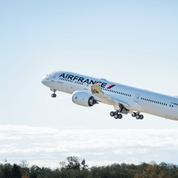 Air France fête son premier Dreamliner