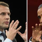 Macron et Obama, personnalités économiques de l'année pour les cadres français