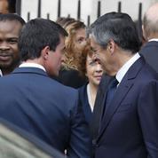 Manuel Valls-François Fillon, du respect et quelques coups
