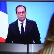 Les temps forts du mandat de François Hollande en images
