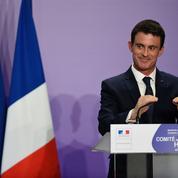 À Nancy, Manuel Valls fait l'éloge de François Hollande