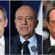 Les dix jours qui ont vu Sarkozy, Juppé puis Hollande s'en aller