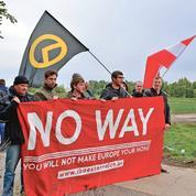 À Nickelsdorf, en Autriche, un futur «mur» pour canaliser les migrants