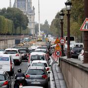 Un nouveau pic de pollution est prévu lundi à Paris