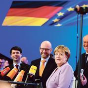 Allemagne: candidate à un quatrième mandat, Merkel doit remobiliser son propre camp