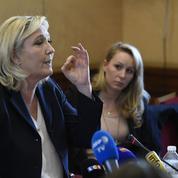 IVG : Marion Maréchal-Le Pen recadrée par sa tante