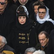 Mireille Mathieu, star de la consécration de la cathédrale orthodoxe russe de Paris