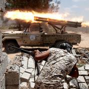 En Libye, les djihadistes de l'EI chassés de leur fief de Syrte