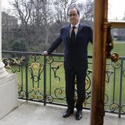 La popularité de Hollande s'envole après son renoncement