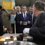 Manuel Valls chahuté lors de son premier meeting de campagne