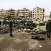 L'appui militaire russe décisif aux forces syriennes