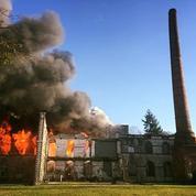 Hellfest : un incendie se déclenche au siège du festival