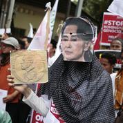En Birmanie, une flambée de violence contre les Rohingyas