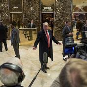 Comment Trump veut passer outre l'hostilité des médias