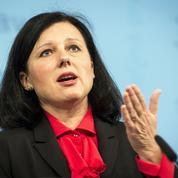 Vera Jourova, commissaire européenne: «La lutte contre le terrorisme est une priorité absolue»