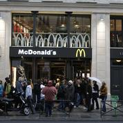 McDonald's transfère son siège fiscal à Londres