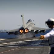 Un pilote sur le Charles-de-Gaulle :«Notre travail contre Daech porte ses fruits»