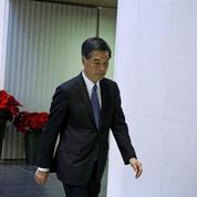 Pékin écarte le chef de l'exécutif hongkongais