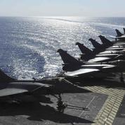 Le porte-avions Charles-de-Gaulle ,un atout stratégique majeur