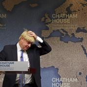 Boris Johnson, le diplomate gaffeur