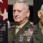 Les généraux de Trump : confesseurs du président et gardiens de la Cité