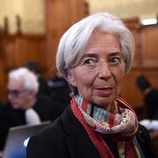 Affaire Tapie: Christine Lagarde face à ses juges