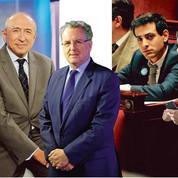 La garde rapprochée de Macron part à la conquête de l'Élysée