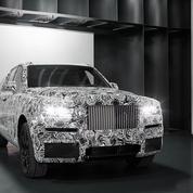 Rolls-Royce Cullinan, le SUV n'est plus un «phantom»