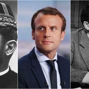 Emmanuel Macron: un nouvel homme providentiel, mais lequel?