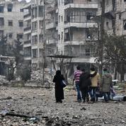 Accord sur une évacuation des civils et des rebelles d'Alep