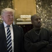 À peine sorti de l'hôpital, Kanye West s'affiche avec Donald Trump
