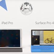 Microsoft se vante de voler des clients à Apple