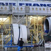 Air France: les salariés de la maintenance en grève