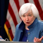 Le changement de politique de la Fed fait monter les taux d'intérêt européens