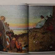 100 tableaux qui racontent la vie de Jésus :des artistes inspirés