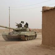 Irak : quand des miliciens chiites circulent dans Mossoul