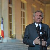 Bayrou continue de peaufiner son éventuel projet pour 2017