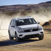 Volkswagen Tiguan Allspace, premier contact