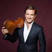 Renaud Capuçon, violoniste hyperactif