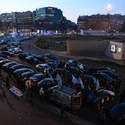 Chauffeurs de VTC: la réunion au ministère à nouveau suspendue