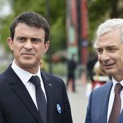 Primaire à gauche : Claude Bartolone rallie Manuel Valls