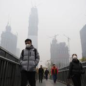 Pékin en alerte rouge à la pollution pour le quatrième jour consécutif