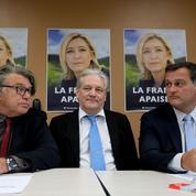 Investi par le Rassemblement Bleu Marine, il est exclu du Grand Orient de France