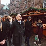 Sécurité maximale sur le marché deNoël deStrasbourg