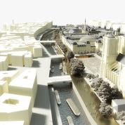 Un projet de transformation pour l'île de la Cité à Paris